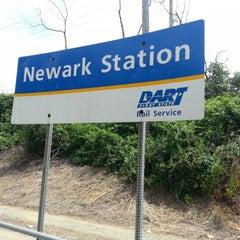 Photo taken at Amtrak/SEPTA: Newark Station by Maxim K. on 7/13/2012
