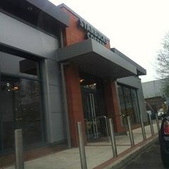 Photo taken at Starbucks by Hazel R. on 3/30/2012
