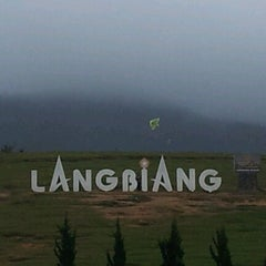 Photo taken at LangBiang Hill by Thi L. on 6/16/2012