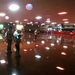 Photo taken at Aurora Skate Center by Maeve R. on 3/2/2012