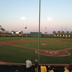 Photo taken at Packard Baseball Stadium by James F. on 2/18/2012