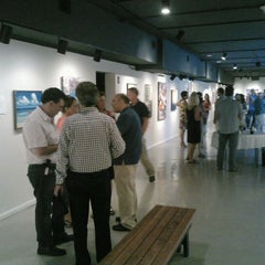 Photo taken at Dougherty Arts Center by James B. on 8/10/2012