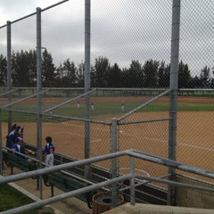 Photo taken at Fountain Valley Sports Complex by Chuck P. on 6/30/2012