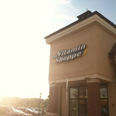 Photo taken at The Vitamin Shoppe by MissADS1981 @. on 8/27/2012