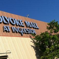 Photo taken at Holyoke Mall at Ingleside by David B. on 6/29/2012