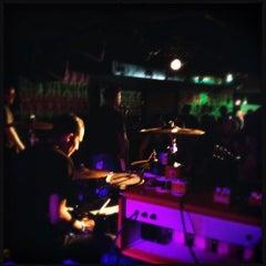Photo taken at Larimer Lounge by Dan S. on 8/12/2012