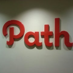 Photo taken at Path by Minna on 9/5/2012