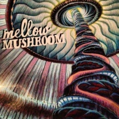 Photo taken at Mellow Mushroom by Eric E. on 4/13/2012