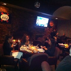 Photo taken at TAIX French Restaurant by Beth M. on 3/24/2012