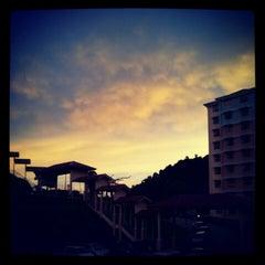Photo taken at Desasiswa Saujana by Izzah Syahmina on 6/12/2012