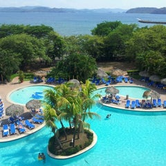 Photo taken at Hotel Allegro Papagayo by Jefrey S. on 4/29/2012