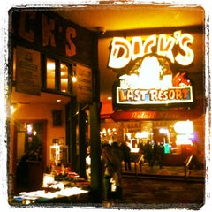 Photo taken at Dick's Last Resort by Jake A. on 3/20/2012