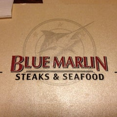 Photo taken at Blue Marlin by Elza H. on 4/26/2012