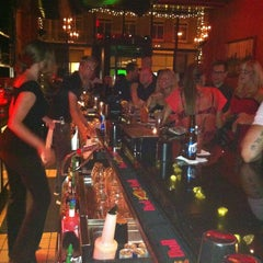 Photo taken at Sublime Bar Lounge by Nick N. on 8/17/2012