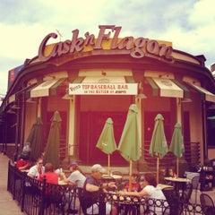 Das Foto wurde bei Cask 'n Flagon von Justin R. am 6/19/2012 aufgenommen