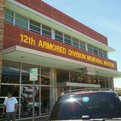 Photo taken at The 12th Armored Museum by keller w. on 8/4/2012