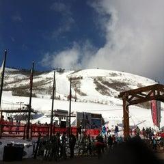 Photo taken at Park City Mountain Resort by John C. on 2/26/2012