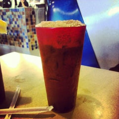 Photo taken at AJ's Burgers by Rue S. on 8/25/2012