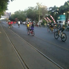 Photo taken at Solo Car Free Day by Toriia R. on 8/4/2012