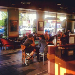 Photo taken at Starbucks by Cliff R. on 4/18/2012