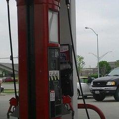 Photo taken at Kum & Go by Teresa W. on 4/28/2012