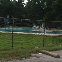 Photo taken at Nile Swim Club by Joseph M. on 7/19/2012