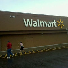 Photo taken at Walmart Supercenter by Cameron S. on 3/20/2012