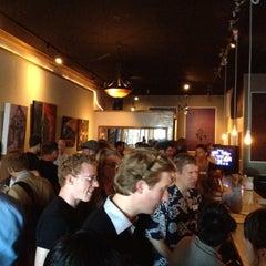 Photo taken at Bar Basic by Robert T. on 8/9/2012