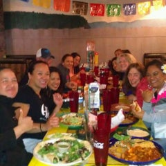 Photo taken at Amigo Family Mexican Restaurant by Uilani C. on 4/27/2012
