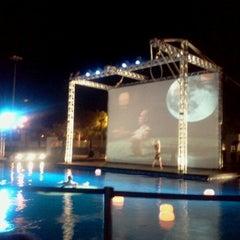 Photo taken at Sesc Araraquara by Marimar G. on 8/8/2012