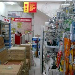 Photo taken at Mitra10 Express by Dhuha F. on 2/19/2012