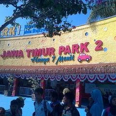 Photo taken at Jawa Timur Park 1 by Muhammad S. on 8/25/2012