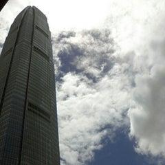 Photo taken at IFC Mall 國際金融中心商場 by Naomi H. on 7/6/2012