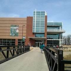Photo taken at Student Center by Jessica M. on 3/7/2012