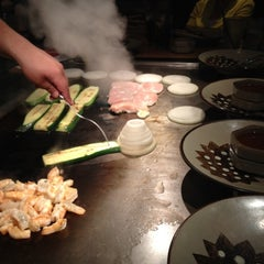 Photo taken at Benihana by MISSLISA on 8/5/2012