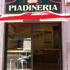 Photo taken at La Piadina Felice by Francesco C. on 8/31/2012