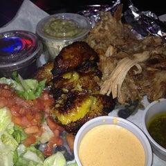 Photo taken at Bodegas Taco Shop by Kasaundra N. on 6/30/2012
