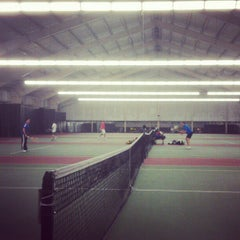 Photo taken at Amy Yee Tennis Center by Scott H. on 4/21/2012