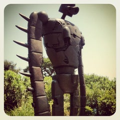 Photo taken at 三鷹の森 ジブリ美術館 (Ghibli Museum) by Ming C. on 5/19/2012