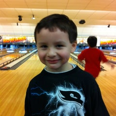 Photo taken at T-Bowl by Jeanette H. on 3/4/2012