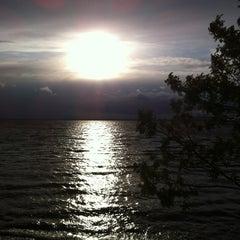 Photo taken at Chesapeake Bay Beach Club by Doug H. on 4/23/2012