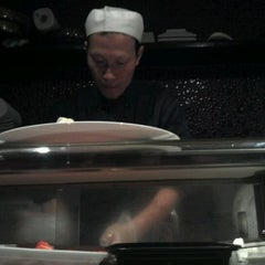 Photo taken at Wasabi by Hayden B. on 2/28/2012