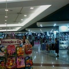 Photo taken at Oscar Calçados by Bruno M. on 4/21/2012