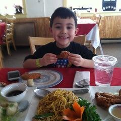 Photo taken at A Taste of Thai Restaurant by Katey B. on 3/11/2012