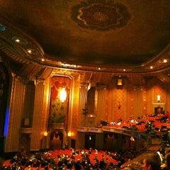 Photo taken at Warner Theatre by Scott S. on 3/31/2012