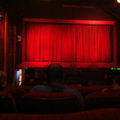 Photo taken at The Rex Cinema by Pete T. on 6/30/2012