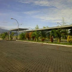 Photo taken at Area Parkir Manado Town Square by Manado on 3/19/2012