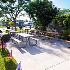 Photo taken at Anaheim Resort RV Park by Vern M. on 5/11/2012