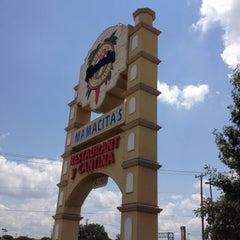 Photo taken at Mamacita's Mexican Restaurant by Erik M. on 5/20/2012