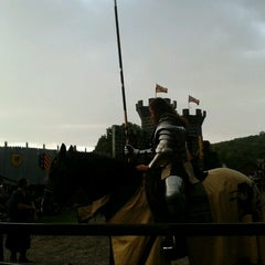Photo taken at New York Renaissance Faire by Natalia G. on 9/9/2012